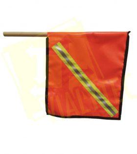 Bandera de Lona de 45 cm