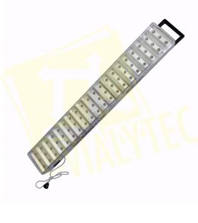 Lámpara De Emergencia Recargable De 60 Leds